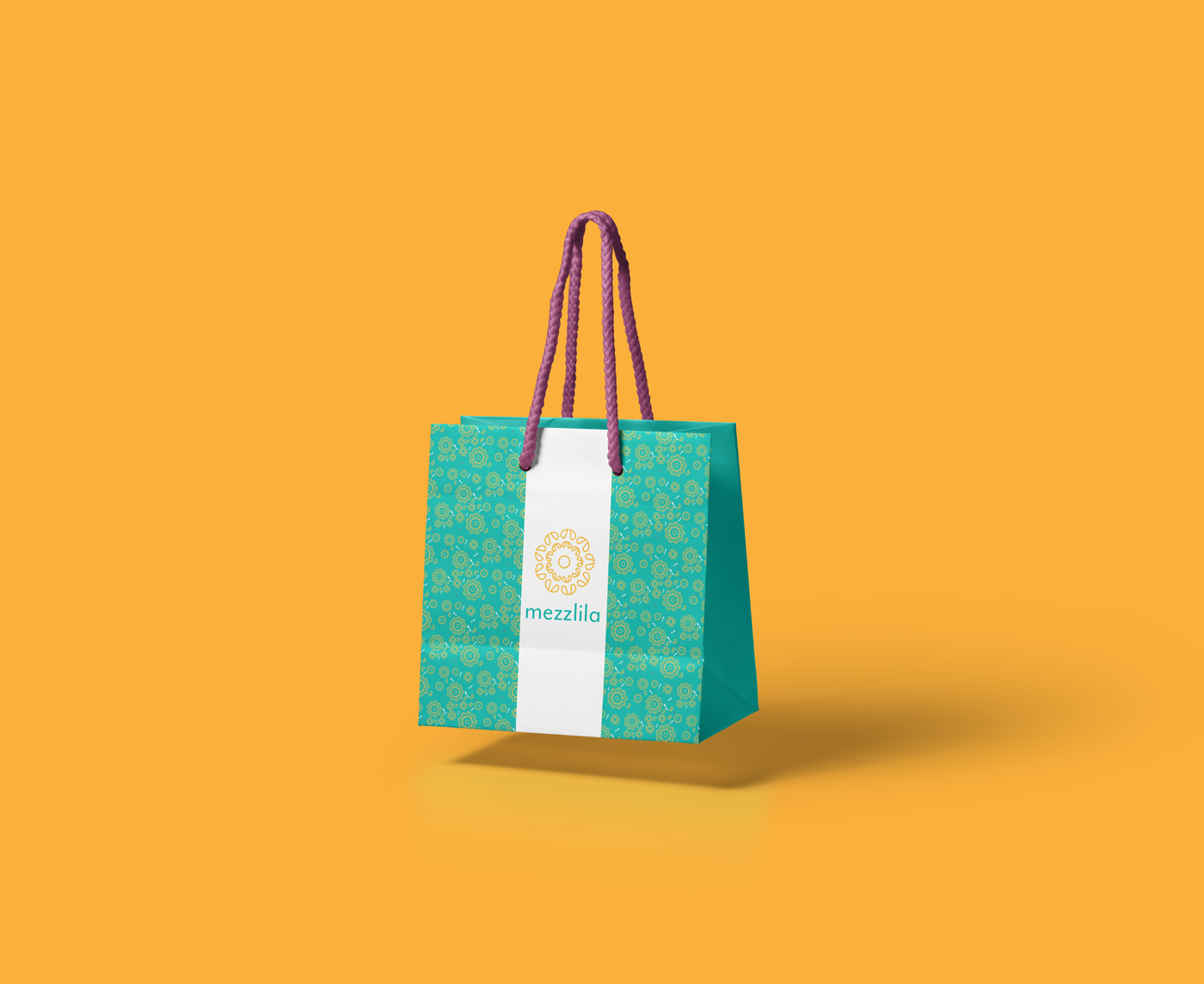 mezzlila shopping bag